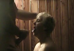 A young blonde in a hotel with a real hot sex man